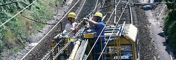 Railway Signaling and Communication