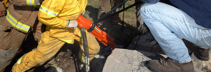 Hydraulic tools, Stanley, USAR