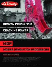 MDP Brochure with Specs   Stanley Infrastructure