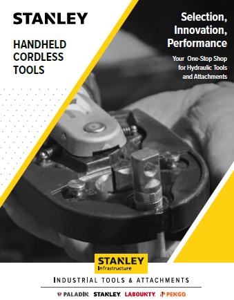 Stanley cordless tools catalog