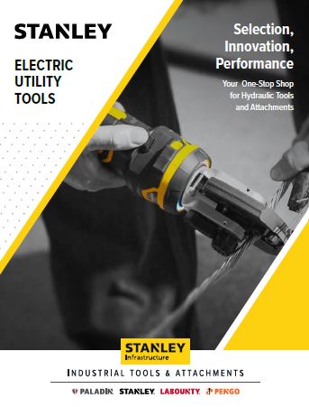Stanley electric utility catalog