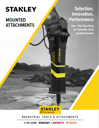 Stanley mounted attachments catalog