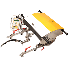 Robotic Welder - Automated In-Track Welding