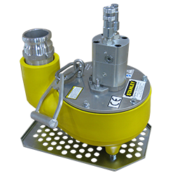 Hydraulic Trash Pump