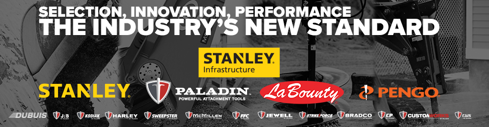 Stanley Infrastructure - World's Largest Handheld Hydraulic