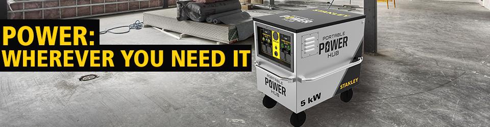 Portable Power Hub