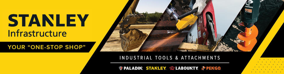 A division of Stanley Black & Decker, STANLEY Infrastructure is the world's largest handheld hydraulic tool manufacturer and a worldwide market leader, offering over 150 handheld hydraulic tools and over 30 mounted impact tools.
